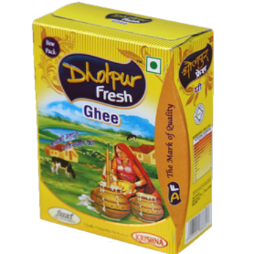 The herbal preparation made with the help of ghee