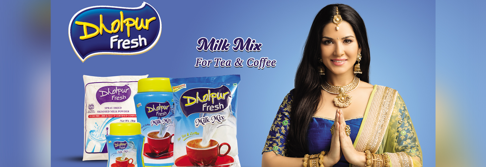 Milk Mix For Tea & Coffee